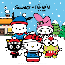 Tanaka Farms Pumpkin Patch Directions by Hello Kitty U0026 Sanrio Friends U2014 Tanaka Farms