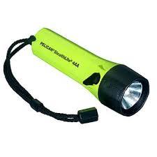 pelican stealthlite 2400 yellow xenon flashlight