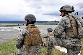 Air Force won t relent on training standards for TACP officers
