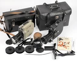 100 Krasnogorsk 2 Two Soviet 16mm Professional Cine Cameras 1977 KRASNOGORSK