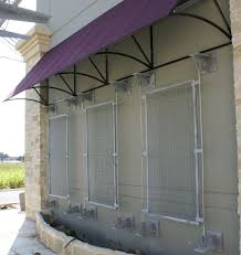 Handmade Chism Fabric Awnings - Wire Mesh Screens - Metal Awnings ... Handmade Office Door Awnings By Moresun Custom Woodworking Inc Outdoor Ding Cover Restaurant Pladelphia Wooden Patio Porch Home Wood Window Made Retractable Awning Replacement Fabric Repair Pergola Design Amazing Built Unique Pergolas Alinum Estevez Orange County The Company Matoorder Indoor Curtain Custom Made Width 51 To 70 Sail Shaped Awning Bromame