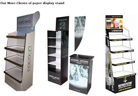Paper Exhibition Display Stand