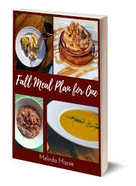 Fall Meal Plan For One