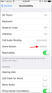 How to Adjust the Speed of Your iPhone or iPad s Home Button