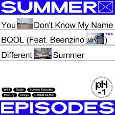 100 Ph Of 1 Different Summer PH Summer Episodes
