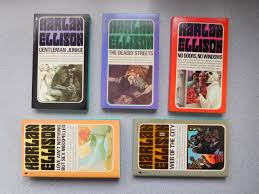 HARLAN ELLISON UNIFORM PYRAMID SET OF 11 TITLES Fine Very Condition THE