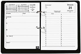 agenda sur bureau quo vadis bloc planing agenda civil 1 jour sur 2 pages 11 5x14 5cm