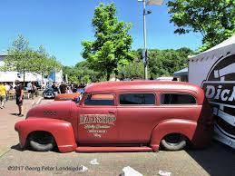 Chevrolet Panel Truck | Chevrolet Panel Truck - - Kustom Kul… | Flickr