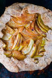 Gluten Free Apple Pear Galette