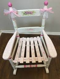 Pink Flower Cottage Rocker, Girls Rocking Chair, Hand ... Rocking Nursery Chair Hand Painted In Soft Blue Childrens Chairs Babywoerlandcom 20th Century Swedish Dalarna Folk Art Scdinavian Antique Seat Replacement And Finish Teamson Kids Boys Transportation Personalized White Wood Childs Rocker Kid Sports Custom Theme Girl Boy Designs Brookerpalmtrees Wooden Beach Natural Lumber Hot Sell 2016 New Products Office Buy Ideas Emily A Hopefull Rocking Chair Rebecca Waringcrane