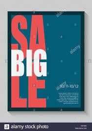 C8alamy Comp H31N9X Big Sale Poster Advertisi
