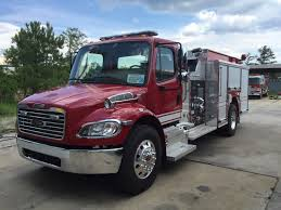 100 Freightliner Fire Trucks Pierce Commercial Pumper Truck Emergency
