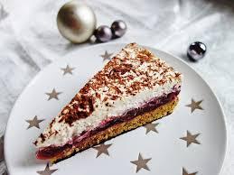 glutenfreie nuss kirsch torte ohne mehl