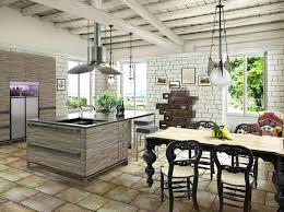 Rustic Modern Kitchen Wall Decor Table All Home Design Ideas Winning