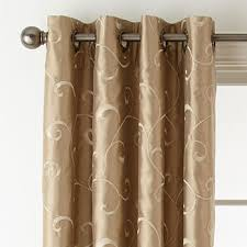 Jc Penney Curtains With Grommets by Grommet Curtains U0026 Drapes For Window Jcpenney