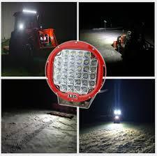 100 Work Lights For Trucks China 160W 4D LED CREE Offroad Klift Car Spotlight