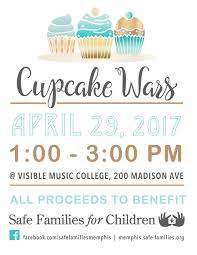 First Annual Cupcake Wars Fundraiser