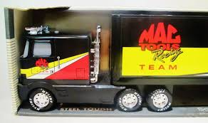 100 Mac Tool Truck Nylint Steel Die Cast Semi Tractor Trailer S Racing