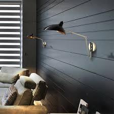 replica duckbill serge mouille wall l nordic designer wall