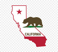 Flag Of California Republic Grizzly Bear