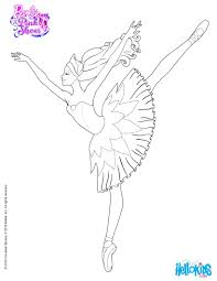 Barbie Doll Printable Pictures Free Stuff Coloring Pages Dancing Pink Shoes You Print Full Size