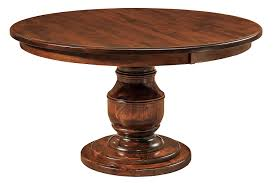 Amazon.com - New Hickory Wholesale Amish Round Pedestal ... Details About Amish Set 3 Contemporary Round Accent Tables Solid Wood Coffee End Sofa Loft Ii Ding Table Carlisle Shaker Single Pedestal Extension Tables Midcentury Modern 42 48 54 Footed Oval Traditional Estate Cottage Oak Vienna Room The Gallery Jessica Chairs Leg 2 Tone