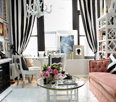 Yellow And White Striped Curtains by Black And White Striped Vertical Striped Curtains