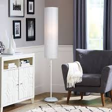 Mainstays Floor Lamp With Reading Light Brown by Paper Shade Floor Lamp Walmart Canada