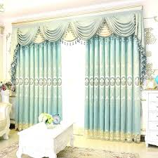 Target Cafe Window Curtains by Target Curtains Nate Berkus Medium Size Of Swags Kitchen Blue