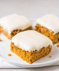 Best Pumpkin Cake Ever by Pumpkin Sheet Cake With Fluffy Cream Cheese Frosting