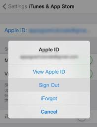 How to Delete Remove your Apple ID pletely from iPhone iPad