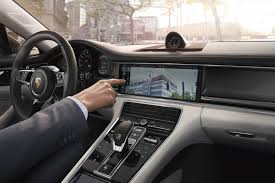 Porsche details new infotainment system actually debuting in 2017