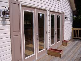 custom french patio doors outswing prefab homes very stylish