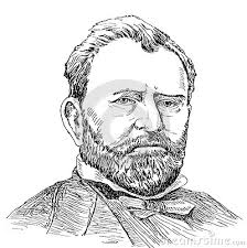 Ulysses S Grant Drawing
