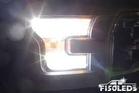 100 Led Lights For Trucks Headlights 2015 2019 F150 CREE LED Headlight Kit F150LEDscom