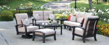 Northcape Patio Furniture Cabo by Georgetown Collection By Mallin