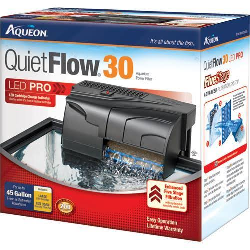Aqueon Quietflow 30 Power Filter