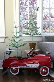 Vintage-fire-truck-pedal-car-christmas - Jennifer Rizzo A Late 20th Century Buddy L Childs Fire Truck Pedal Car Murray Fire Truck Pedal Car Vintage 1950s Jet Flow Drive City Fire Amf Fighter Engine Unit No 508 Sold Childs Metal Rescue Truck Approx 1m In John Deere M15 Nashville 2015 Baghera Childrens Toy 1938 Antique Engine Fully Stored Padded Seat 46w X Volunteer Department No8 Limited Edition No Generic Firetruck Stock Photo Edit Now Amazoncom Instep Toys Games These Colctible Kids Cars Will Be Selling For Thousands Of
