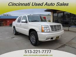 Used Cadillac Escalade EXT For Sale in Ohio Carsforsale