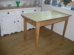 Image Of EBay 1950 Formica Kitchen Table