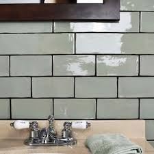green wall tiles for less overstock