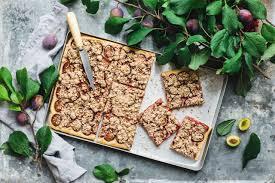 veganer pflaumenkuchen vom blech
