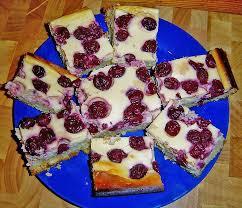 kuchen quark kirschen rezepte chefkoch