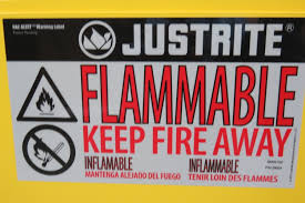 Justrite Flammable Cabinet 45 Gallon by Justrite Flammable Cabinet