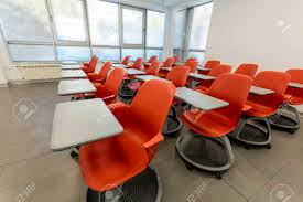 Modern Classroom Interior, With White Board And Movable Tables.. Wonderful Bamboo Accent Chair Decor For Baby Shower Single Vintage Thai Style Classroom Wooden Table Stock Photo Edit Hille Se Chairs And Capitol 3508 Euro Flex Stack 18 Inch Seat Height Classic Ergonomic Skid Base Rustic Tables Details About Stacking Canteenclassroom Kids School Black Grey Red Green Blue Empty No Student Teacher Types Of List Styles With Names 7 E S L Interior With Chalkboard Teachers