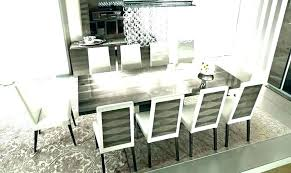 Modern Dining Room Table And Chairs Furniture