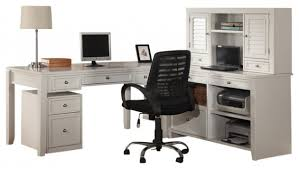 Cheap L Shaped Desk With Hutch by Kathy Ireland Officebush Echo 4 Piece L Shape Desk Office