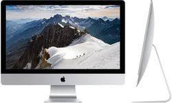 ordinateur apple de bureau ordinateur de bureau apple imac 27 avec écran retina 5k mk462fn