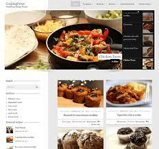 14 thèmes pour votre site de recettes de cuisine