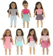 Amazon: SEVEN 18″ Doll Outfits (American Girl, My Generation ... Ruffles Can Work Susanafter60com Whosale Childrens Clothing And Accsories Sparkle In Pink Coupon Code For Mrs Bs Homemade Etsy Shop As A Thank You Wrangler Ruffle Hem Pleated Dress Walgreens Photo Book Discount Code American 1 Rated Designer Girls Clothing Boutique Mia Belle Baby Shein618bigsale Hash Tags Deskgram Undefined Deals Offers Dealscherry Knowledge Sharing Of Wisp Moms Baby Monday Funday Mud Pie Holiday Giveaway